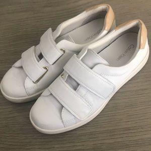 85eb477f53 Calvin Klein Shoes - Calvin Klein Velcro Tennis Shoes